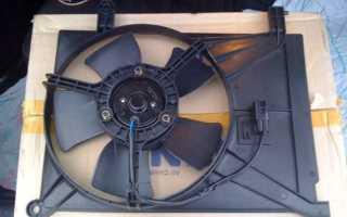 Не работает вентилятор шевроле круз