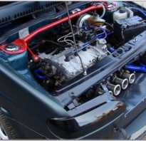 Ваз 21099 тюнинг инжекторного двигателя