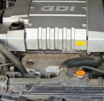 В чем суть двигателя gdi