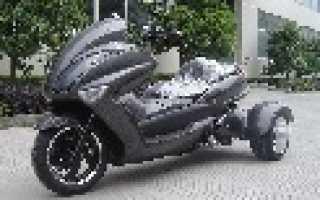 Что заливается в двигатель скутера
