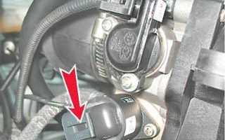 Холостой ход двигателя 2111 должен быть