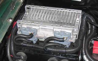 Чем заменить блок управления двигателем 1