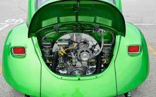 Холодная обкатка дизельного двигателя после капремонта