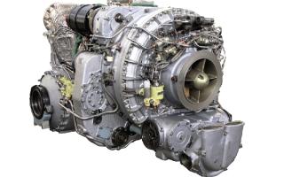 Устройство газотурбинного двигателя и его работа