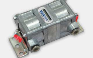 Датчик расхода топлива для дизельных двигателей