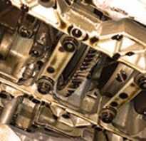 Балансировочные валы двигателя принцип работы