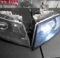 Шкода октавия а5 замена лампы ближнего света