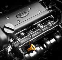 Все двигатели киа их характеристика