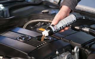 Хорошее промывочное масло для дизельного двигателя