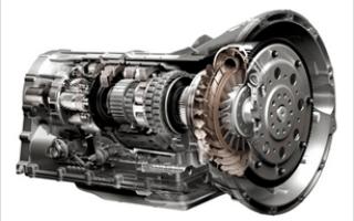 Вибрация двигателя причины на автомате
