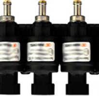 Бензин и газ обороты двигателя