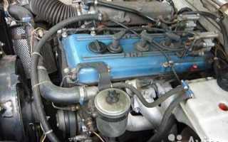 Газель 406 двигатель карбюратор сколько лошадей