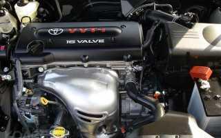 Toyota rav4 двигатель 2az характеристика
