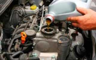 Ваз 21124 что лить в двигатель