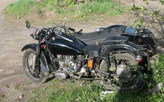 Форсирование двигателя мотоцикла урал своими руками