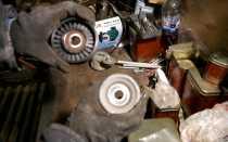Хендай солярис замена ремня генератора