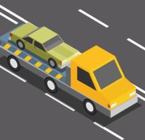 Как забрать машину со штрафстоянки после ДТП?