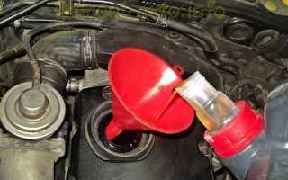 Двигатель volkswagen passat b5 расход масла