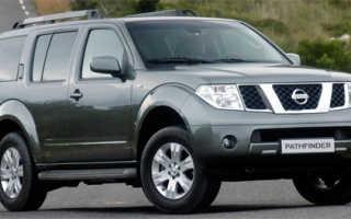Nissan pathfinder схема блока двигателя