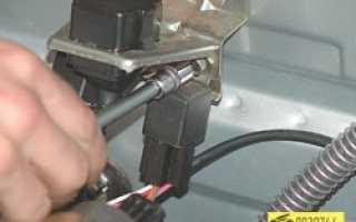Газ 31105 причина не запуска двигателя