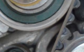 Рено логан 16 клапанов замена грм