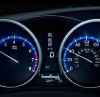 Что такое обороты двигателя автомобиля