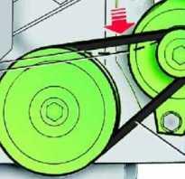 Ваз 2107 замена ремня генератора