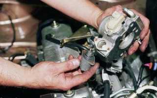 Датчик оборотов двигателя ваз 2110 инжектор