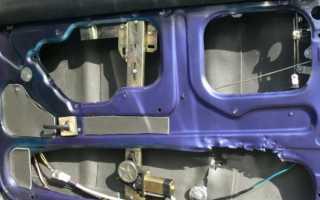 Как подключить стеклоподъемники на ваз 2109