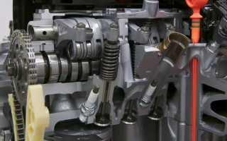 126 двигатель стук на холодном двигателе