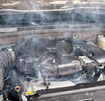 Что такое перегрев дизельного двигателя