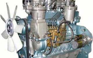 Форсированный двигатель газ 66 технические характеристики