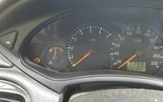 Форд фокус сигнал о неисправности двигателя