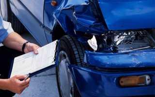 Иск по ДТП к виновнику без страховки