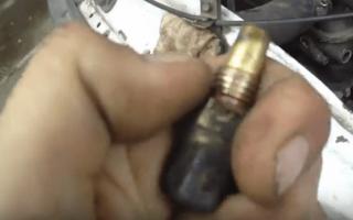 Волга 406 двигатель инжектор датчик температуры