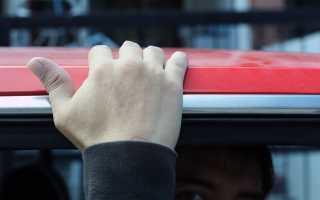 Почему машина бьет током при выходе
