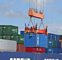 Договор перевозки контейнера автотранспортом