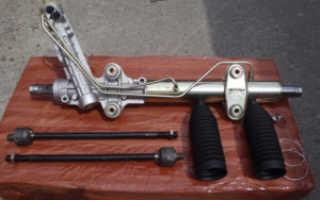 Ремонт рулевой рейки на мерседес спринтер