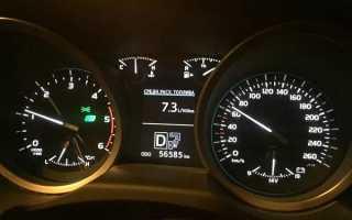 Расход топлива тойота ленд крузер 200 дизель