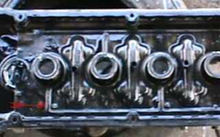 Двигатель берет масло что может быть