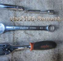Ваз 2106 ремонт стартера